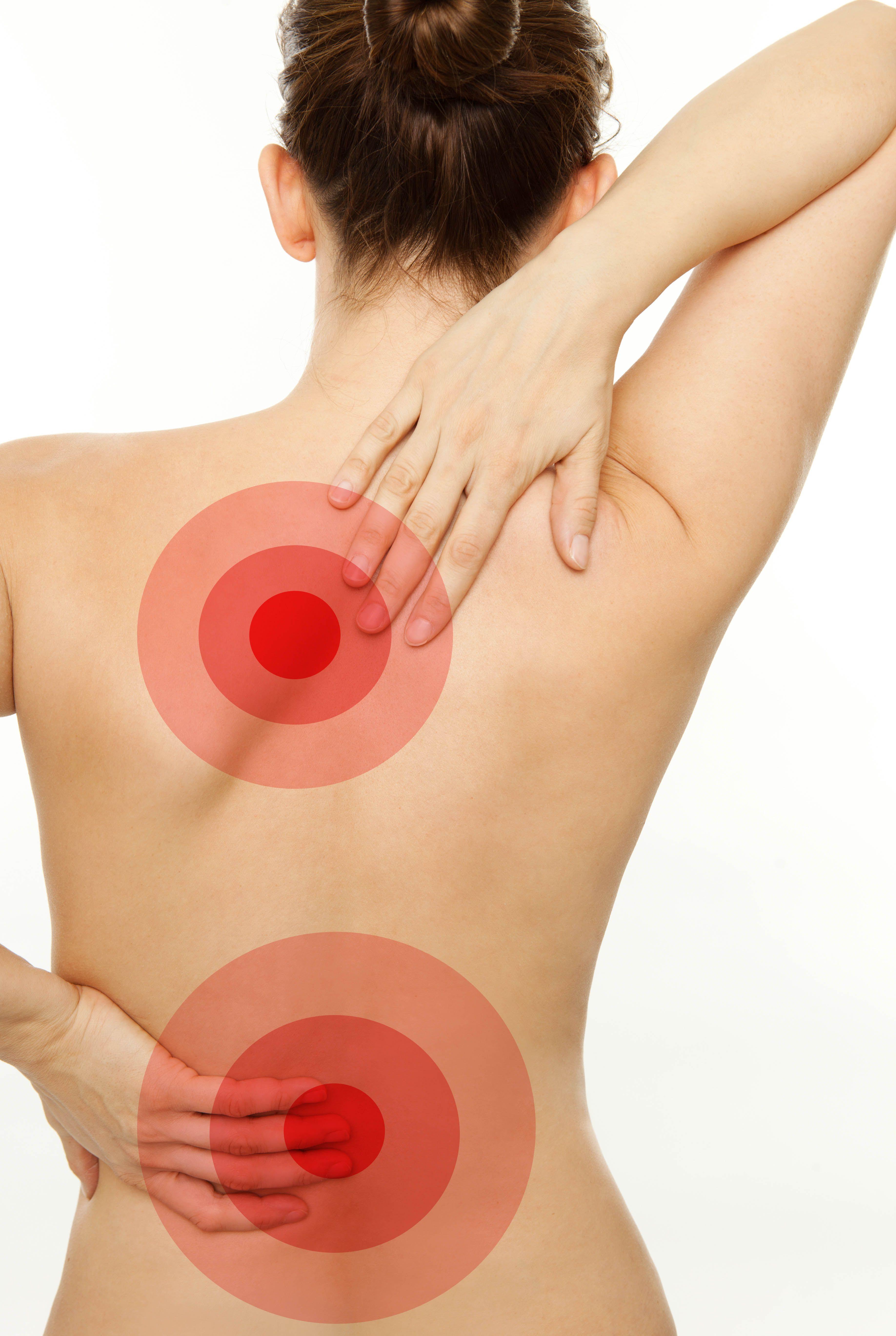 bóle pleców